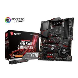 MSI MPG X570 GAMING PLUS(4526541725760) 目安在庫=△