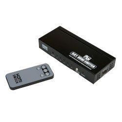 ホーリック HDMIセレクター 切替器 5入力1出力 LJ-5102 メーカー在庫品