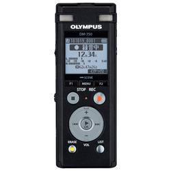オリンパス Voice Trek DM-750 ブラック(DM-750 BLK) 目安在庫=○