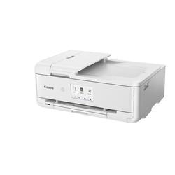 キヤノン インクジェット複合機 TR9530 WHITE TR9530WH(2994C021) 目安在庫=○