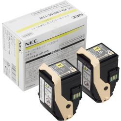 NEC トナーカートリッジ イエロー 2本セット PR-L9010C-11W 目安在庫=△