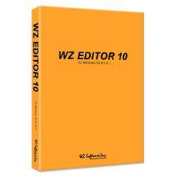 WZソフトウェア WZ EDITOR 10 CD-ROM版(対応OS:その他)(WZ-10) 目安在庫=○
