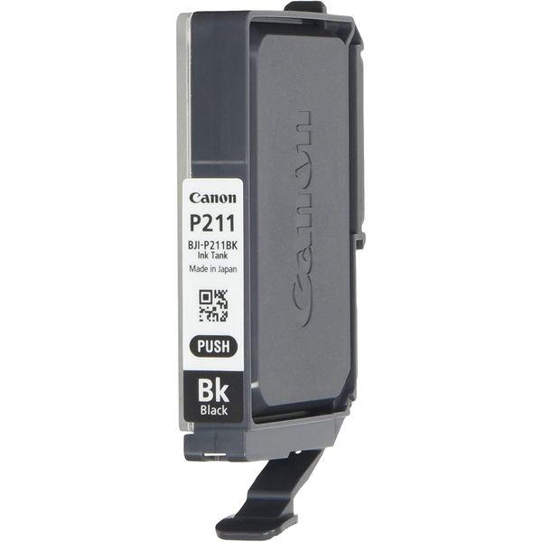 キヤノン BJI-P211 BK(4P) インクタンク ブラック(9036B001) 目安在庫=○