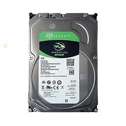 Seagate Guardian BarraCudaシリーズ 3.5インチ内蔵HDD 4TB SATA 6.0Gb/s 5400rpm 256MB(ST4000DM004) 目安在庫=○