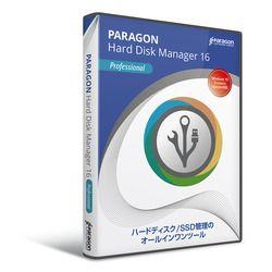 パラゴンソフトウェア Hard Disk Manager 16 Professional シングルライセンス(対応OS:その他)(HPG01) 目安在庫=△