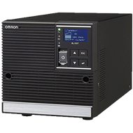 オムロン ソーシアルソリューションズ ラインインタラクティブ/1000VA/900W/据置型/リチウムイオン電池搭載(BL100T) 目安在庫=△