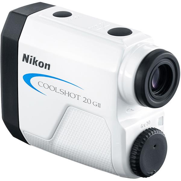 ニコン 携帯型レーザー距離計 COOLSHOT 20 GII(LCS20G2) 目安在庫=△