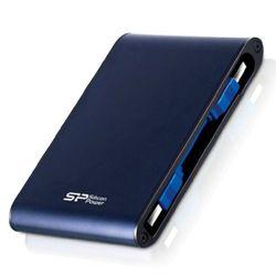 Silicon Power ポータブルHDD Armor A80 1TB ブルー SP010TBPHDA80S3B 目安在庫=△