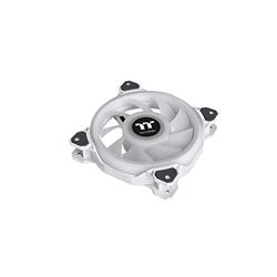 Thermaltake Riing Quad PLUS 12 RGB White -3Pack-(CL-F100-PL12SW-A) 目安在庫=○