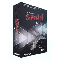 インターネット Sound it! 8 Premium for Windows(SIT80W-PR) 目安在庫=△