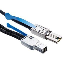 日本ヒューレット・パッカード 716191-B21 SFF8644-SFF8088 SAS外部接続ケーブル(2m) 目安在庫=△