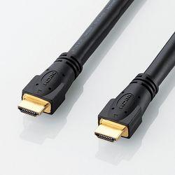 エレコム カテゴリー2対応 ハイスピードHDMIケーブル/10m/ブラック(DH-HD13A100BK) メーカー在庫品