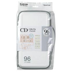送料無料 カード決済可能 ショップ 価格 交渉 送料無料 オブ ザ マンス2021年3月度の都道府県賞を受賞致しました P5E エレコム タイムセール DVDケース CD 96枚入 CCD-H96WH ホワイト ファスナー付 セミハード メーカー在庫品