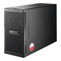 アイ・オー・データ機器 長期保証&保守サポート対応 カートリッジ式2ドライブ外付HDD 2TB(ZHD2-UTX2) 目安在庫=△