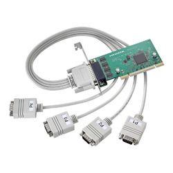 アイ・オー・データ機器 PCIバス専用 RS-232C拡張インターフェイスボード 4ポート RSA-PCI4P4 目安在庫=○