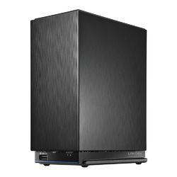 アイ・オー・データ機器 デュアルコアCPU搭載 ネットワーク接続HDD(NAS) 2ドライブモデル 2TB(HDL2-AAX2) 目安在庫=△