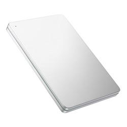アイ・オー・データ機器 USB 3.0/2.0ポータブルハードディスク「カクうす」1TB Silver×Green(HDPX-UTS1S) 目安在庫=△