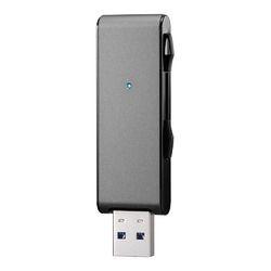 アイ・オー・データ機器 USB 3.1 Gen 1(USB 3.0)対応USBメモリー128GB ブラック U3-MAX2/128K 目安在庫=△