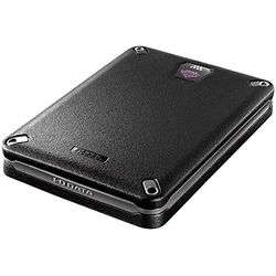 アイ・オー・データ機器 USB 3.0/2.0 HW暗号化&パスワードロック 耐衝撃ポータブルHDD 500GB(HDPD-SUTB500) 目安在庫=△