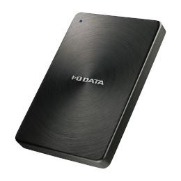 アイ・オー・データ機器 USB 3.0/2.0 ポータブルハードディスク「カクうす」2.0TB ブラック(HDPX-UTA2.0K) 目安在庫=△