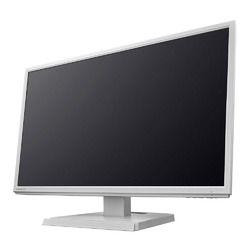 アイ・オー・データ機器 5年保証 広視野角ADSパネル USBType-C搭載23.8型ワイド液晶 ホワイト(LCD-CF241EDW) 目安在庫=○