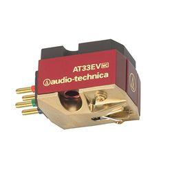 オーディオテクニカ MC型カートリッジ AT33EV メーカー在庫品