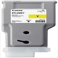 純正品 Canon キャノン PFI-206 Y インクタンク イエロー (5306B001) 目安在庫=△