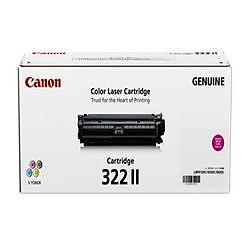 純正品 Canon キャノン CRG-322IIMAG トナーカートリッジ322II マゼンタ (2649B001) 目安在庫=△