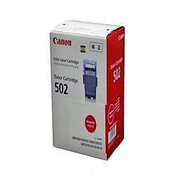 純正品 Canon キャノン CRG-502MAG トナーカートリッジ502 マゼンタ (9643A001) 目安在庫=△
