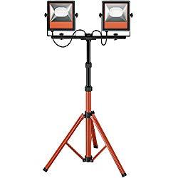 アイリスオーヤマ LEDスタンドライト 10000lm(LWT-10000ST) 目安在庫=○