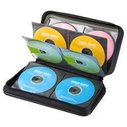 送料無料 カード決済可能 ショップ オブ 出荷 ●日本正規品● ザ マンス2021年3月度の都道府県賞を受賞致しました サンワサプライ DVD 96枚収納 メーカー在庫品 CDセミハードケース ブラック FCD-WL96BK