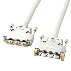 【P10S】サンワサプライ RS-232Cケーブル 10m KRS-006N(KRS-006N) メーカー在庫品