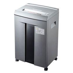 【P15S】サンワサプライ ペーパー&CDシュレッダー(40分連続・マイクロカット・16枚)(PSD-M4016) メーカー在庫品