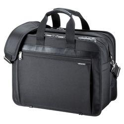 【P5S】サンワサプライ モバイルプリンタ/プロジェクターバッグ BAG-MPR3BKN(BAG-MPR3BKN) メーカー在庫品
