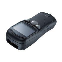 【P15S】サンワサプライ Bluetooth2次元コードリーダー(液晶付き・QRコード対応)(BCR-BT2D2BK) メーカー在庫品
