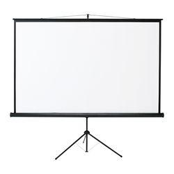 【P5S】サンワサプライ プロジェクタースクリーン(三脚式) PRS-S105(PRS-S105) メーカー在庫品