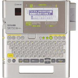 キングジム SR750 ラベルライター「テプラ」PRO 目安在庫=○