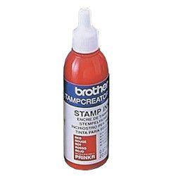 ブラザー スタンプクリエータープロSC-2000用補充インク赤 12本入(PR INK RED) 目安在庫=△