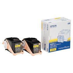 エプソン LPC3T18YPV LP-S7100/S8100用 環境推進トナー/イエロー/Mサイズ×2個 目安在庫=△
