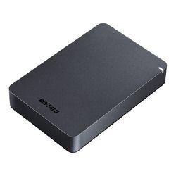 バッファロー HD-PGF5.0U3-GBKA USB3.1(Gen.1)対応 耐衝撃ポータブルHDD 5TB 目安在庫=○