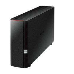 バッファロー LS210DN0201B LinkStation SOHO向けNAS 1ドライブNAS 2TB 目安在庫=○