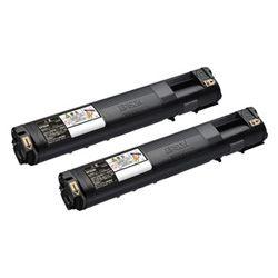 エプソン LPC3T21KPV LP-S5300/M5300用 環境推進トナー/ブラック/Mサイズ2個 目安在庫=○