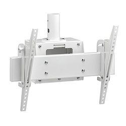 ハヤミ工産 テレビ取付金具(ホワイト)(CH-63W) メーカー在庫品