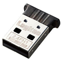 ロジテック(エレコム) Bluetooth4.0 USBアダプター Class2 LBT-UAN04C2BK 目安在庫=○