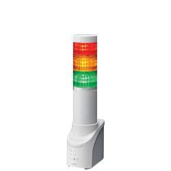 送料無料 カード決済可能 ショップ オブ ザ マンス2020年1月度のジャンル賞を受賞致しました メイルオーダー パトライト ブザー付 通販 激安 3段赤黄緑 NHL-3FB2-RYG 60Φ 目安在庫=△ ネットワーク監視表示灯