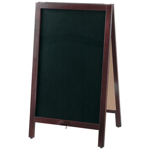 【キャッシュレス5%還元】A型黒板 スタンドメニュー TBD80-1 マーカー用