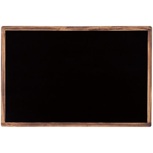 【キャッシュレス5%還元】マーカー用黒板 HBD609Y 焼き仕上げ 600mm×900mm