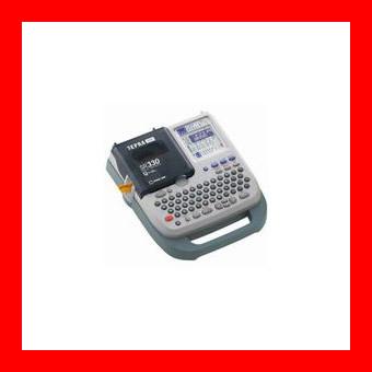 キングジム ラベルライター テプラPRO SR330 本体