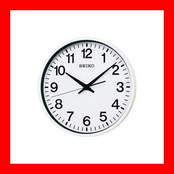 セイコークロック セイコー衛星電波掛時計GP201W