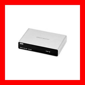 サンワサプライ ディスプレイ分配器2分配VGA-SP2